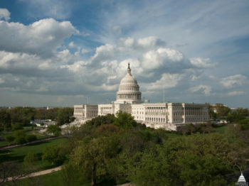 U.S. Capitol Building. (Credit: (Architect of the Capitol)